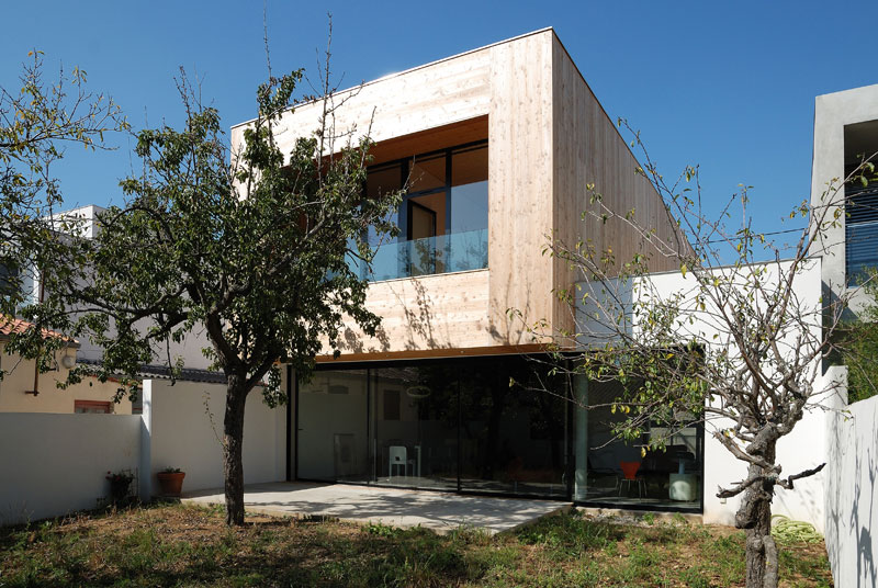 Philippe maillot architecture for Agence a la maison